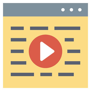 <em>Video e formazione</em><br><b>Archiviazione automatizzata</b>